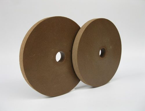 BK Peripheral Polishing Wheel