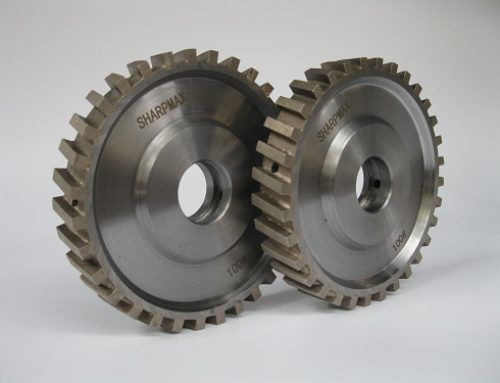 CNC Flat with Segments Wheel
