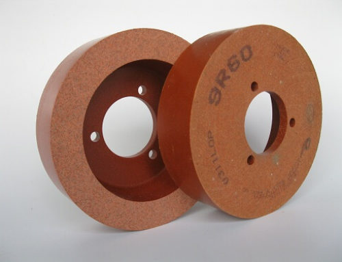 RBM 9R Polishing Wheel