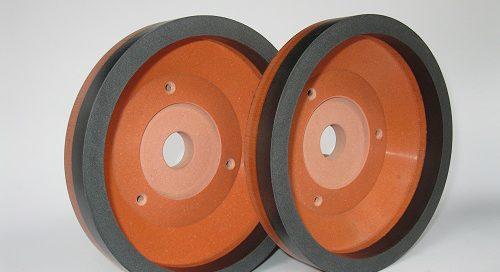 beveling resin wheel