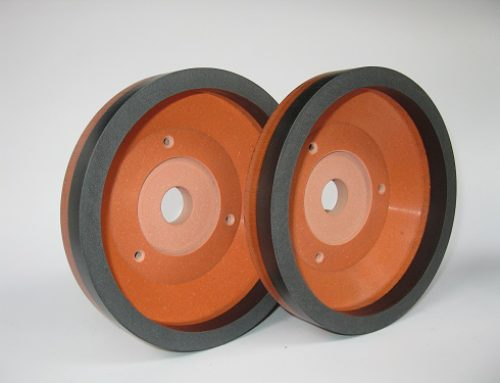 Beveling Resin Wheel(bowl shape)