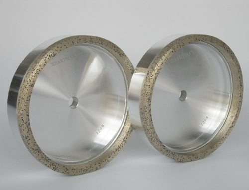 Continuous Beveling Diamond Wheel