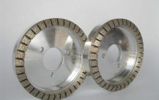 full segments diamond wheel