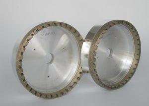 inner segmented diamond wheel