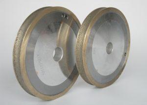 pencil edge wheel