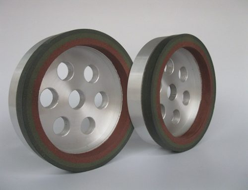 Three Band Resin Wheel