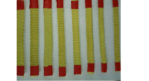 aramid rope for tempered furnance