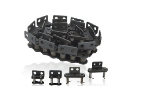 beveling machine iron chain for pads
