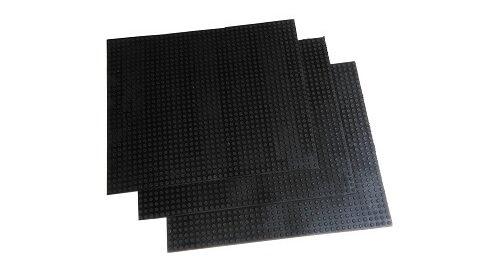 drilling machine rubber pad