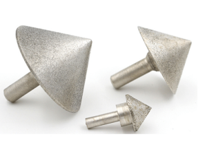 electroplated countersink bit