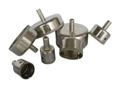 electroplated drill