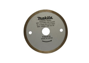glass cutting disc