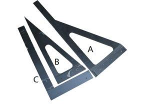 glass ruler