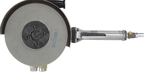 pneumatic Low-E coating removing machine