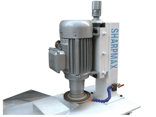 simple glass grinding machine