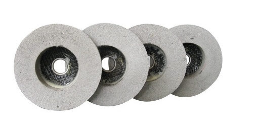 spongy polishing wheel